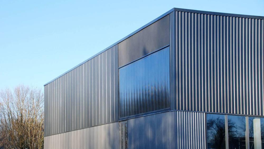 stenhus idraetshal facade