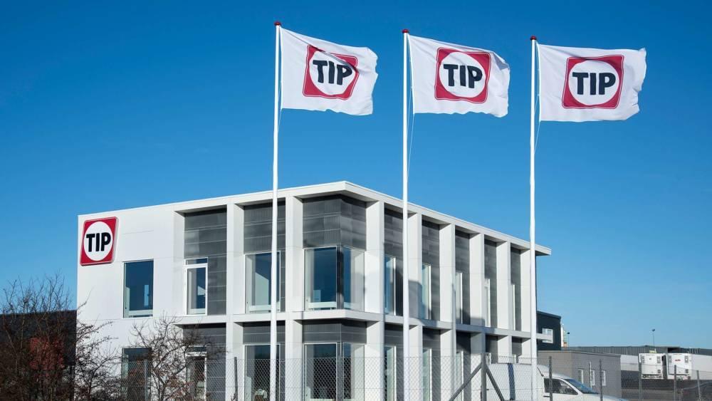 TIP Trailer Daurehøj Kullegaard