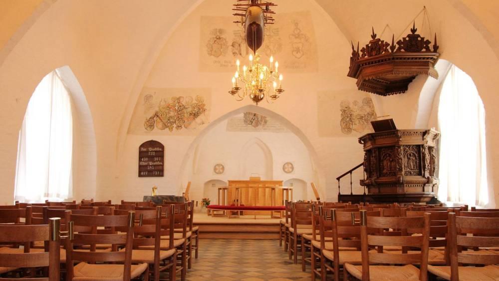 Frydendal Kirke Kullegaard