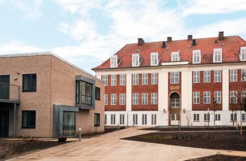 Plejecenter Den Gamle Lyngby Statsskole Kullegaard