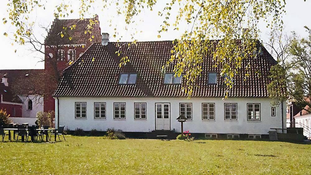 Udby Kirke Præstegård Kullegaard